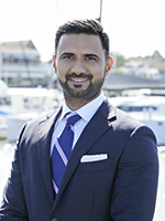 Sanj Pahil - Real Estate Agent