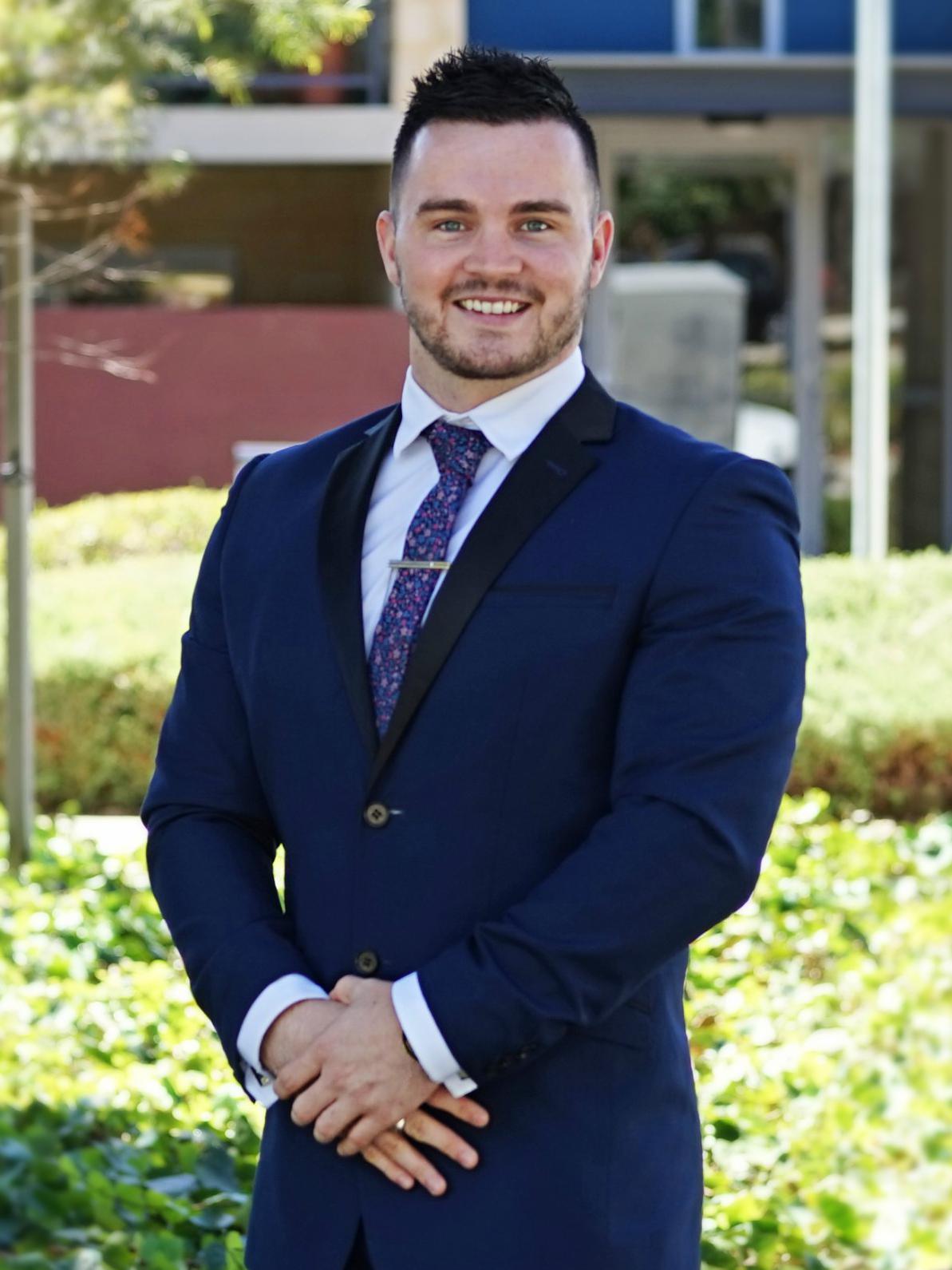 Jordan McDonagh - Real Estate Agent
