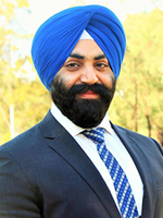 Ricky Singh - Real Estate Agent