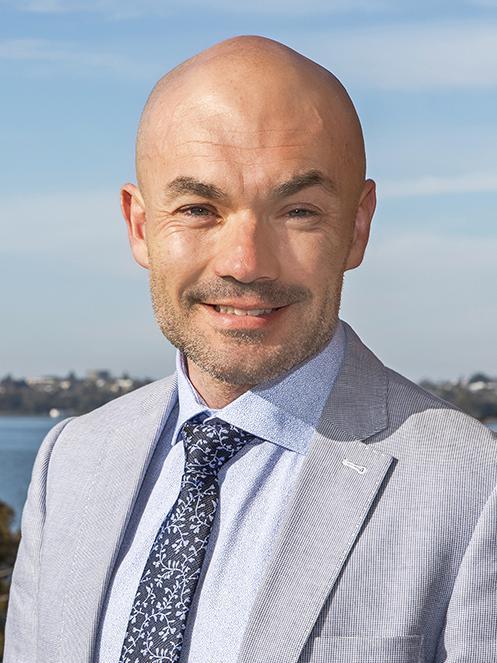 Justin Bond - Real Estate Agent