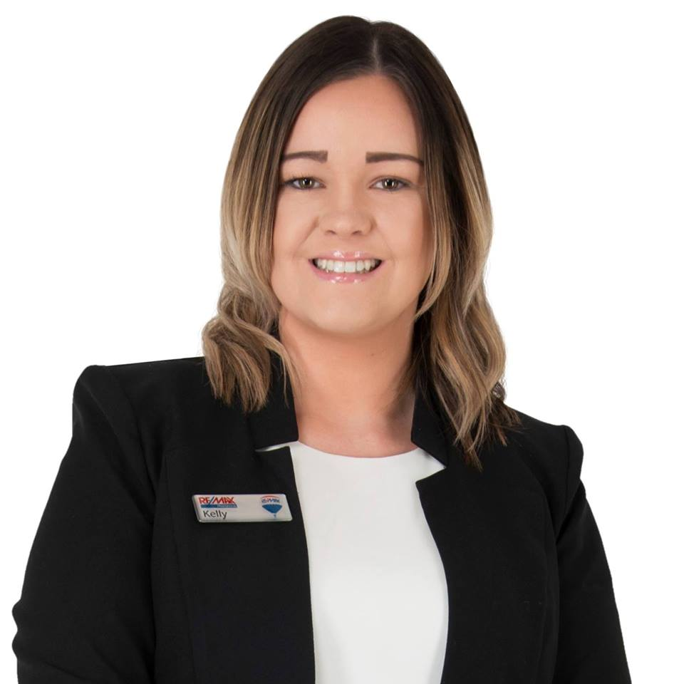 Kelly Moxham - Real Estate Agent
