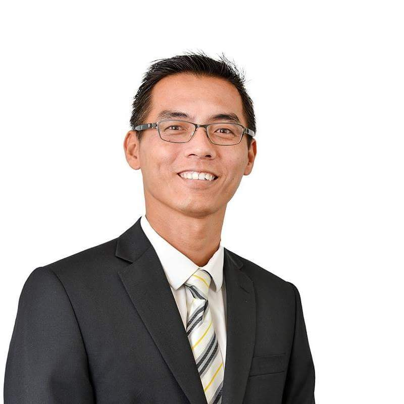 Tony Ong - Real Estate Agent