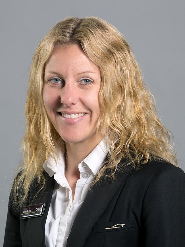Sarah Briggs - Real Estate Agent