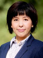 Joyce Liu - Real Estate Agent