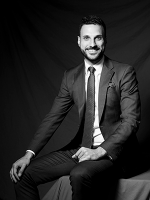 OpenAgent, Agent profile - Brad Papaellinas, Bresic Whitney Estate Agents - Darlinghurst