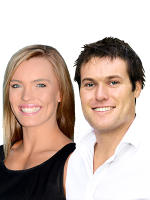 OpenAgent, Agent profile - Daniel Harris and Abbey Holmes, Real Estate Central - Darwin