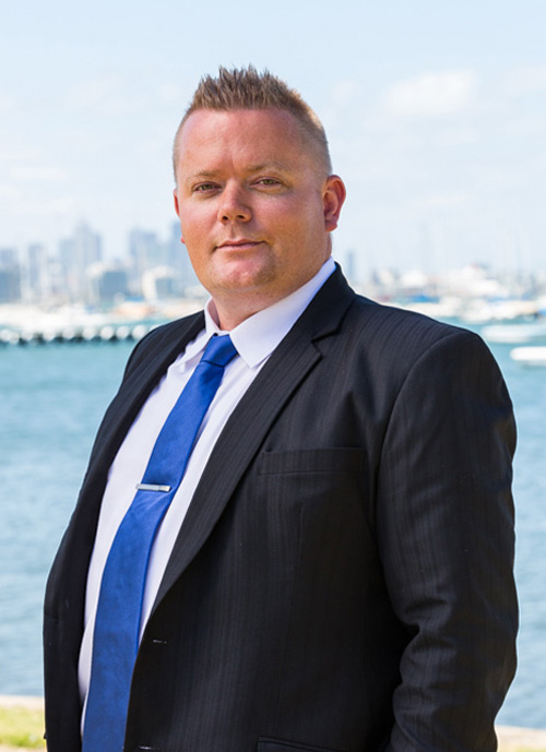 OpenAgent, Agent profile - Ricky Peacock, Gunn & Co Estate Agents - Williamstown