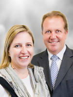 OpenAgent, Agent profile - David Smallacombe and Sally Goode, Smallacombe Real Estate - Kingswood