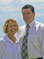 OpenAgent, Agent profile - Norm Rogers & Di Johnson, Ray White - Wyong