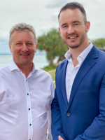 OpenAgent, Agent profile - Leon and Tom, Sell Exclusive - Bribie Island
