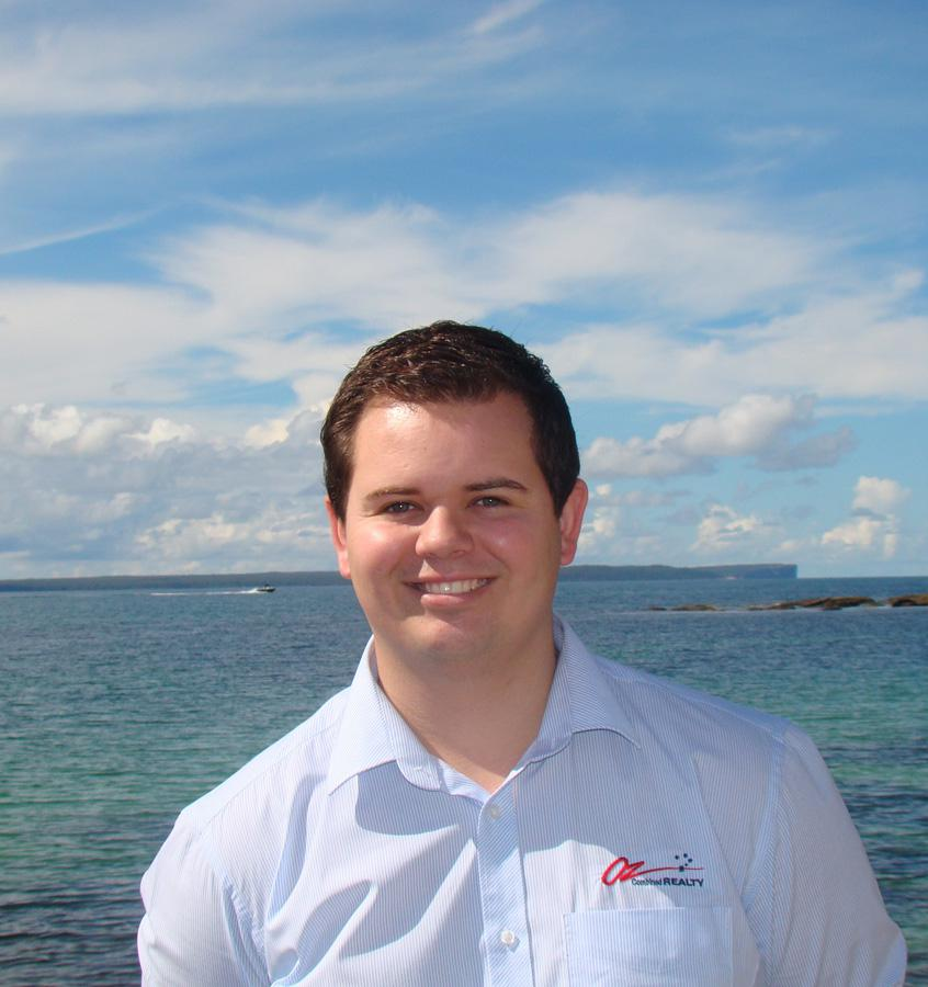 OpenAgent, Agent profile - Ben Collinson, Oz Combined Realty Bay and Basin - Huskisson