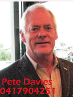 OpenAgent, Agent profile - Peter Davies, Cape Realty - Yallingup