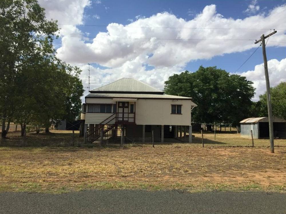 regional qld properties