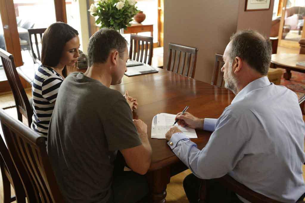 settlement-paperwork