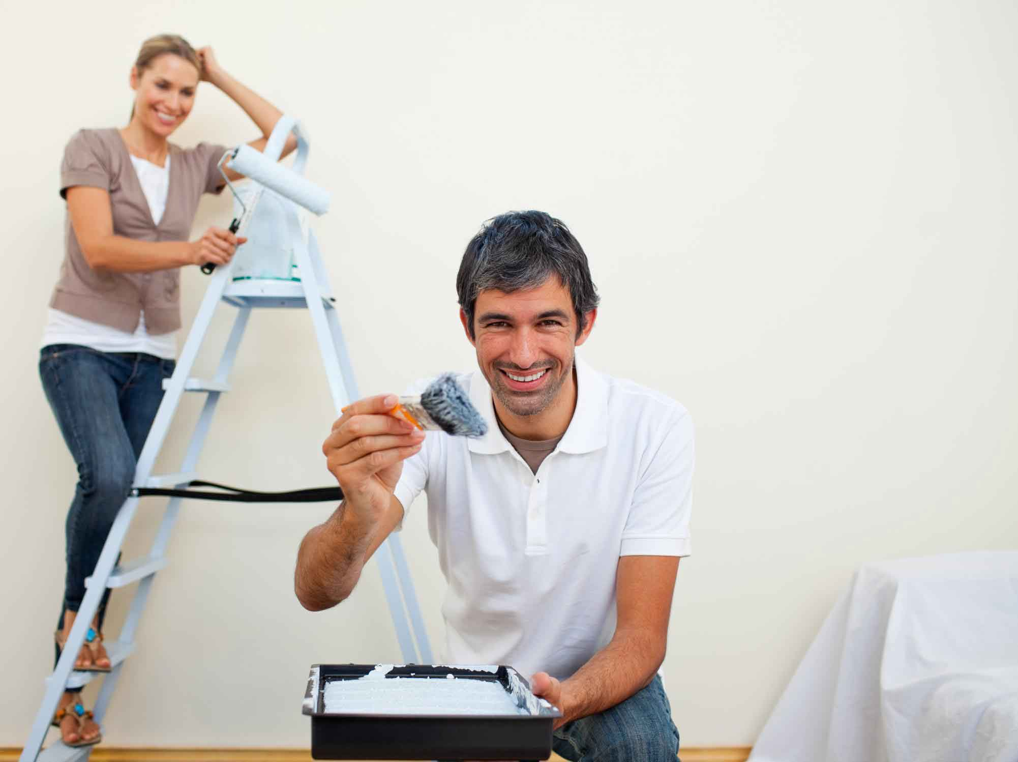 painting to renovate