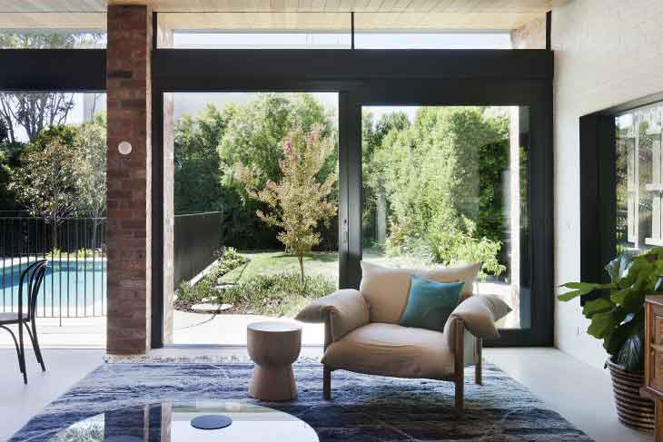 Hertford Street House by Architect Claire Cousins