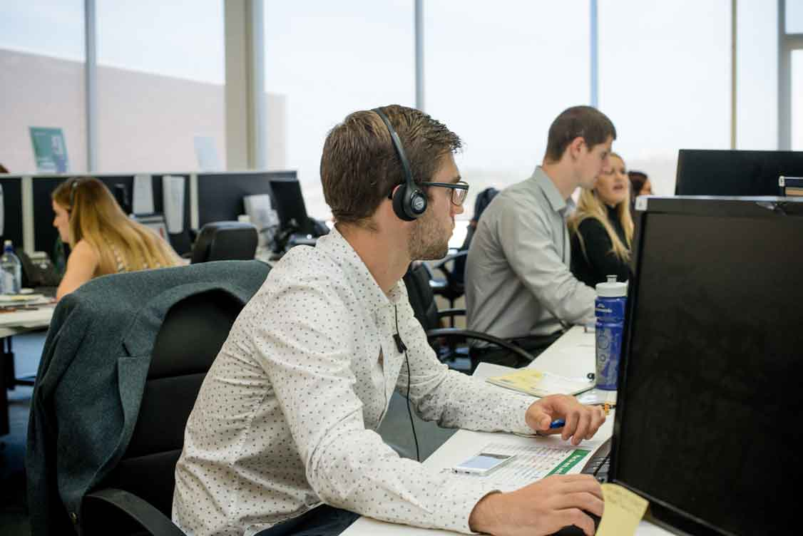 OpenAgent call centre