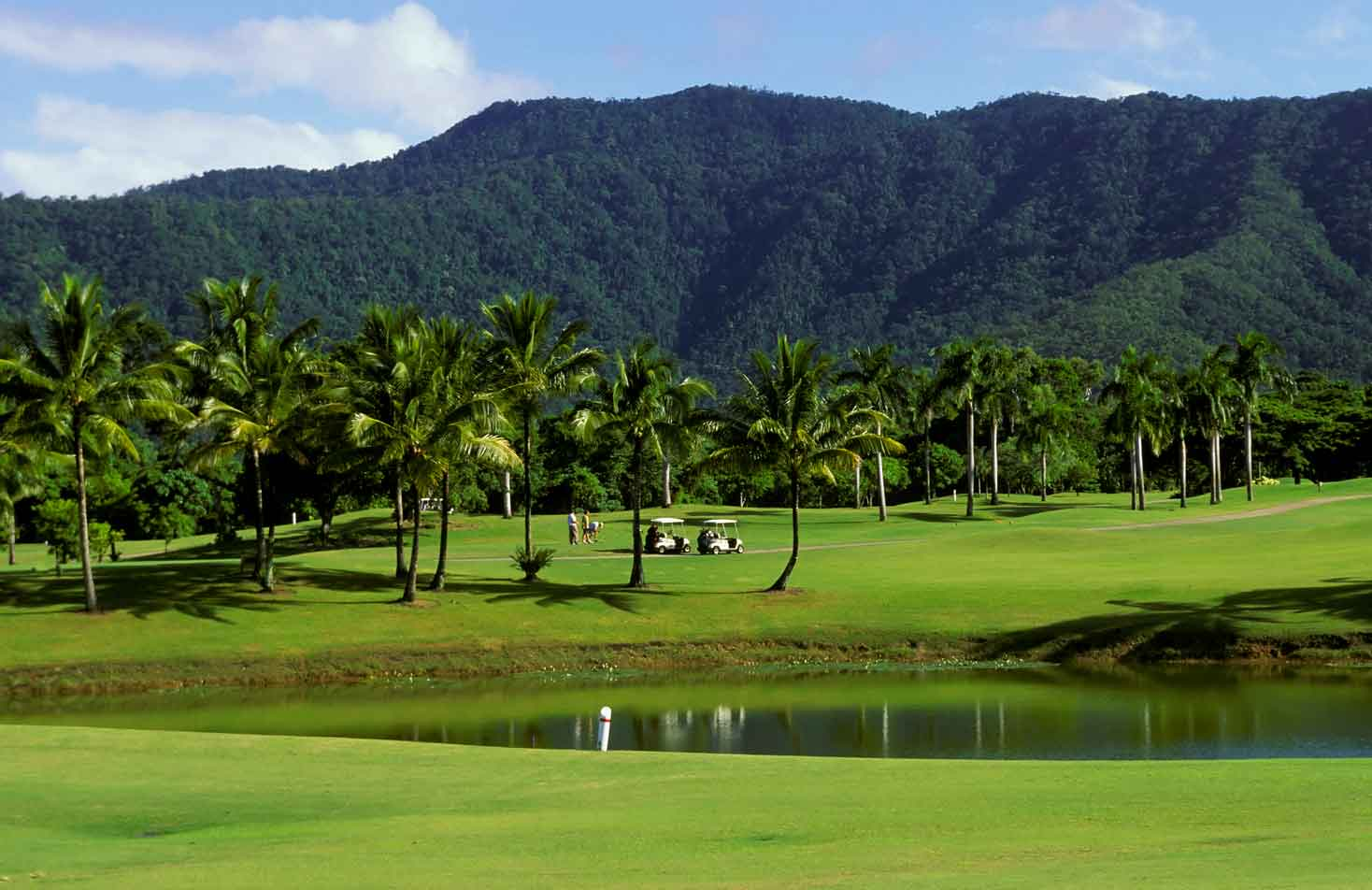 golf course cairns australia
