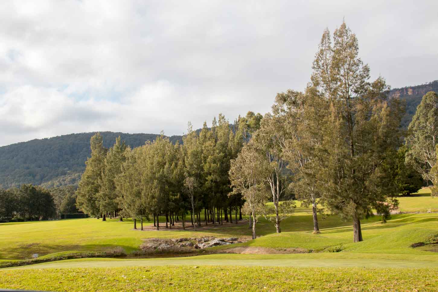 kangaroo valley golf course australia