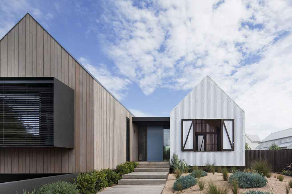 Seaview House Jackson Clements Burrows Architects