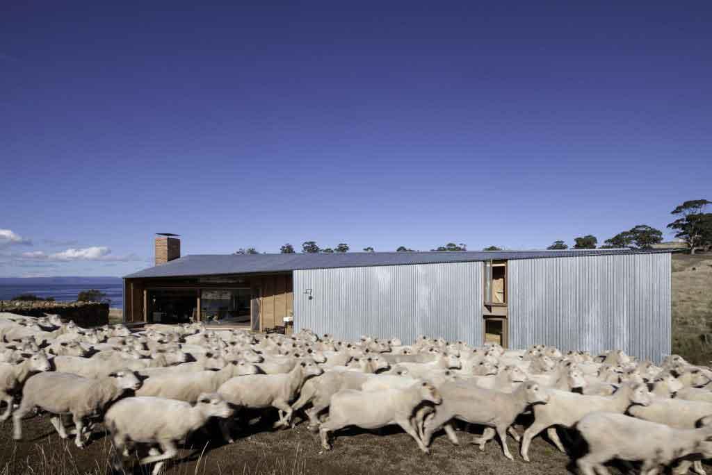 shearers quarters bruny island tasmania