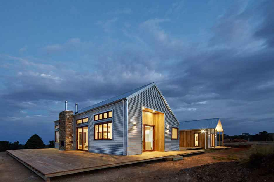 shed house glow design group