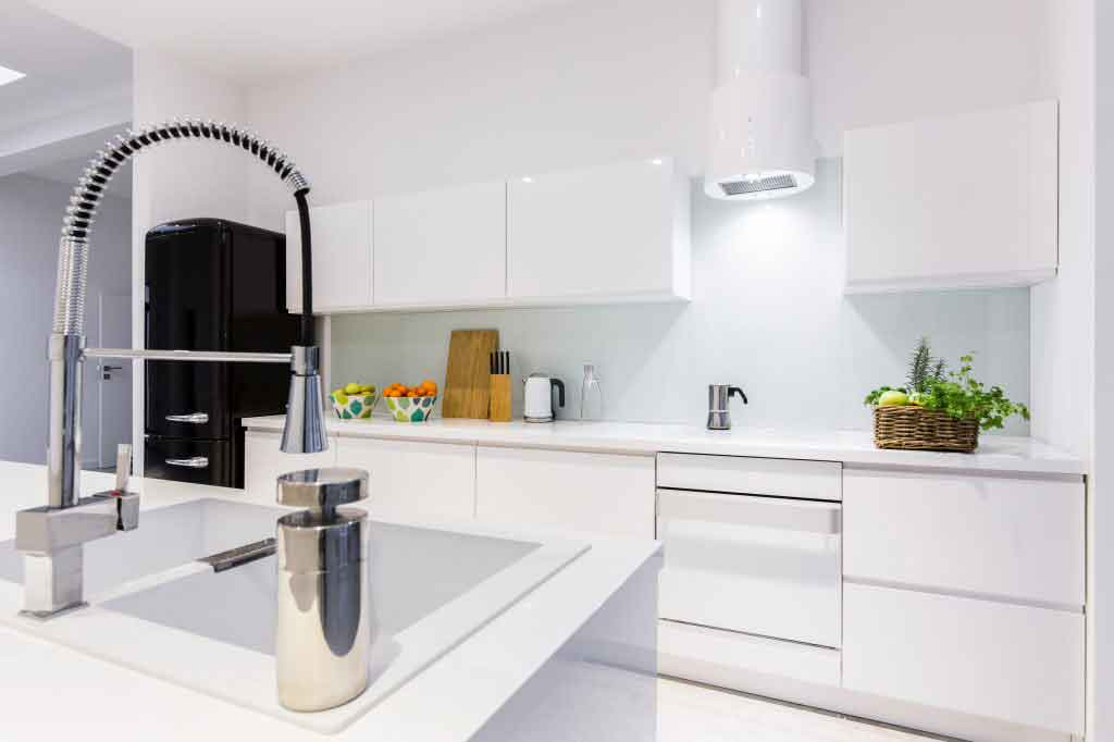 How much does a budget kitchen renovation cost openagent modern designed kitchen solutioingenieria Gallery