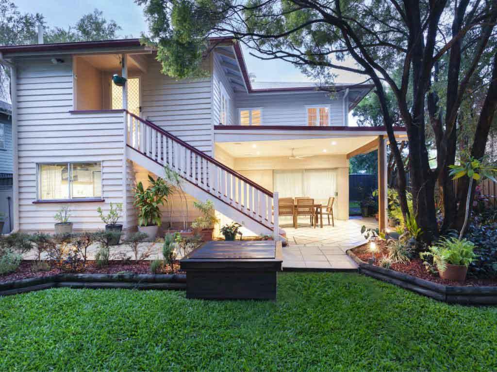 backyard australia