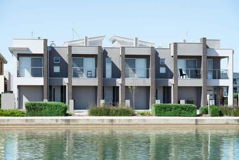 Modern Suburban townHouse