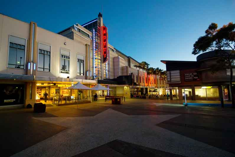 Entertainment Quarter, Moore Park