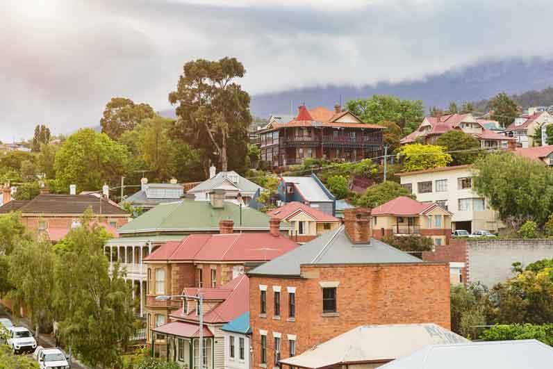 Tasmanian Houses