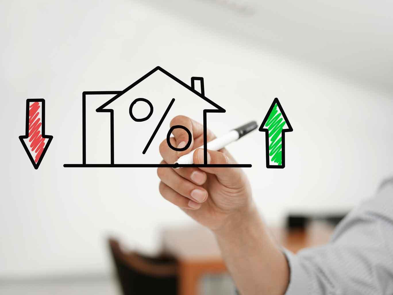 increase in property makert