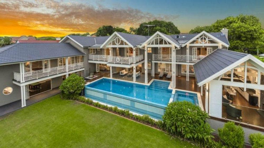 expensive suburbs in Brisbane