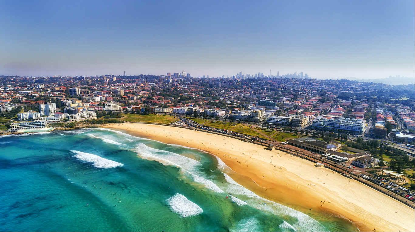 bondi beach real estate