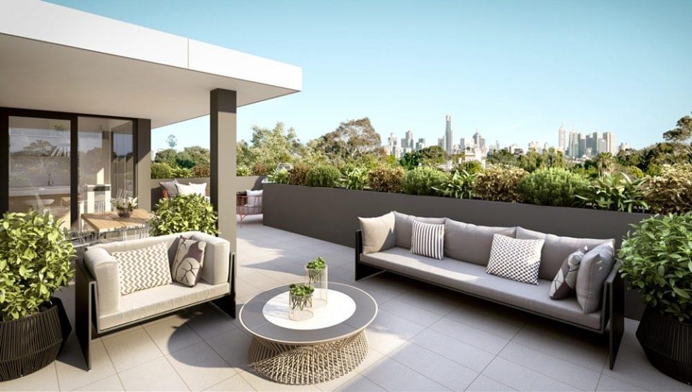 Melbourne's richest suburbs