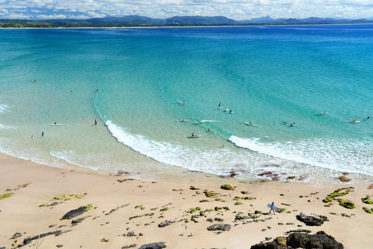OpenAgent Article - Country air and ocean: Discovering Byron Bay