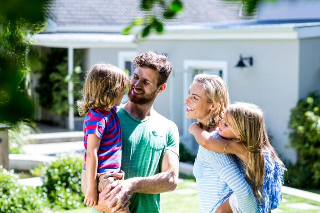 OpenAgent Article - How you can navigate the housing market with a family