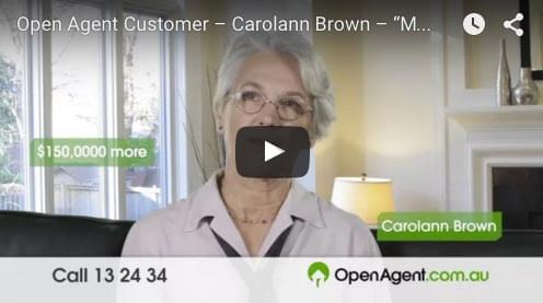OpenAgent Article - OpenAgent Testimonial - Carolann Brown