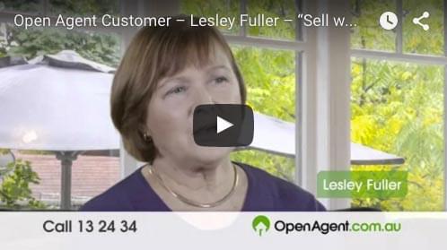 OpenAgent Article - OpenAgent Testimonial - Lesley Fuller