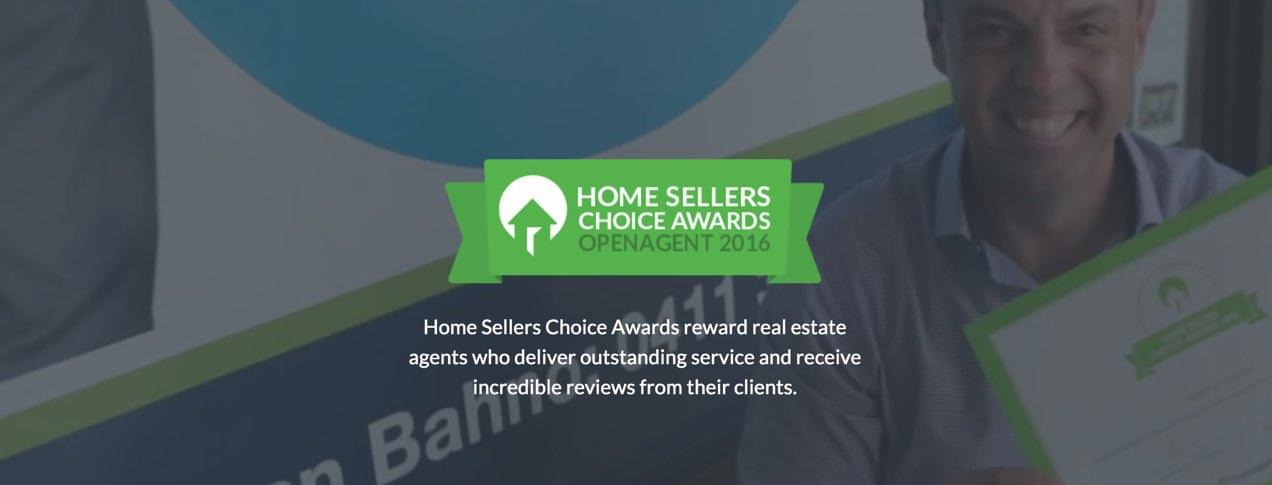 OpenAgent Article - The 2016 Home Sellers Choice Award winners
