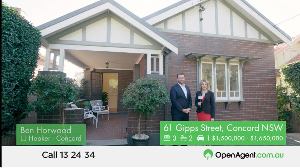OpenAgent Article - OpenAgent TV Magazine Episode 9 - A stunning bungalow style home in Concorde