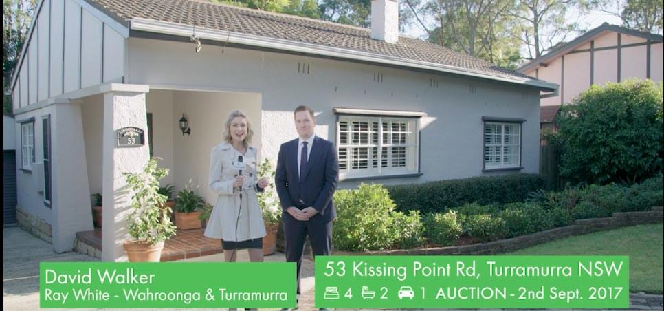 OpenAgent Article - OpenAgent TV Magazine: Episode 7 - An original C1918 double brick home in Turramurra.