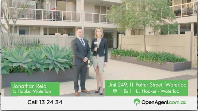 OpenAgent Article - OpenAgent TV Magazine: Episode 11- An apartment located in the heart of Waterloo