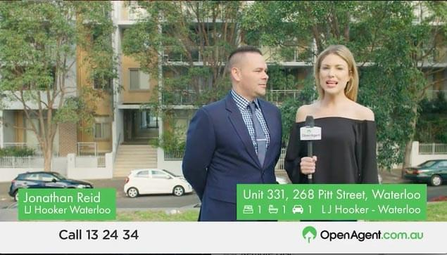 OpenAgent Article - OpenAgent TV Magazine: Episode 12- A refurbish apartment located in Waterloo