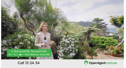 OpenAgent Article - OpenAgent TV Magazine: Episode 13 - A North facing 1/4 acre property on the pristine coastline of Stanwell Park