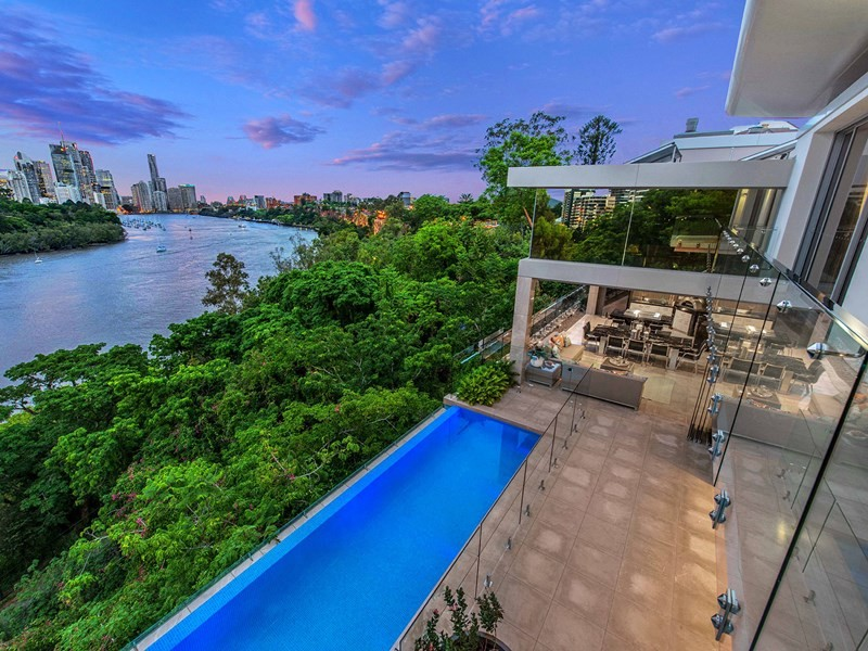 Kangaroo point mansion
