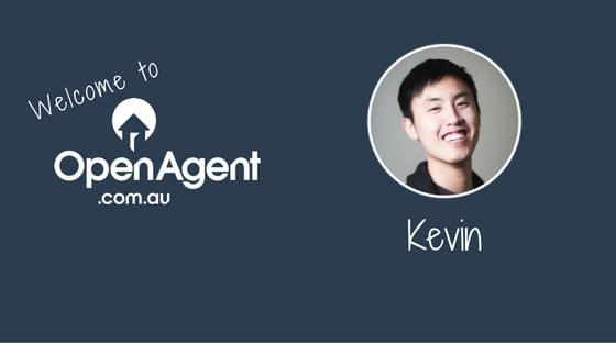 OpenAgent Article - Welcome to the team Kevin