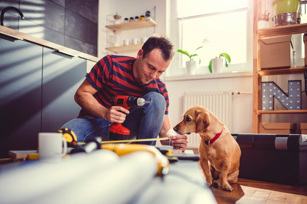 OpenAgent Article Image - 5 easy DIY home projects to add value to your property over a long weekend