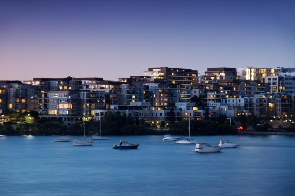 Sydney real estate market