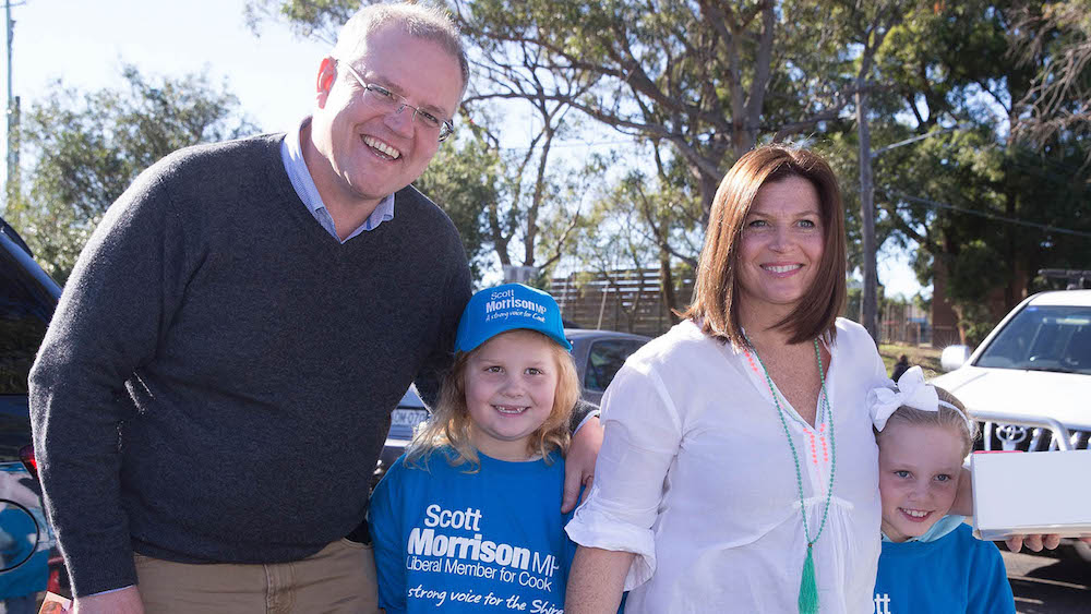 OpenAgent Article - Morrison in the middle: How does the new PM compare to middle Australia?
